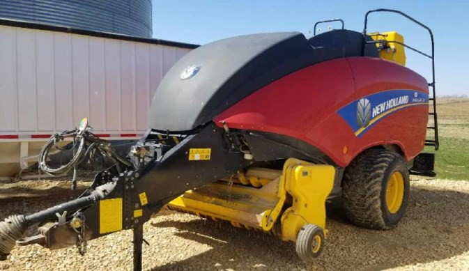 2014 New Holland 330S Baler-Round For Sale