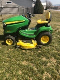 Lawn Mower For Sale 2015 John Deere X320 , 22 HP