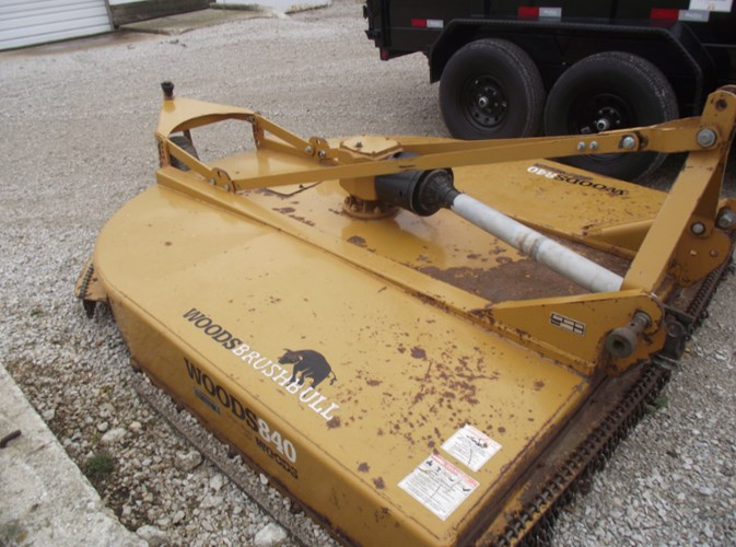 2001 Woods BB840 Rotary Cutter For Sale