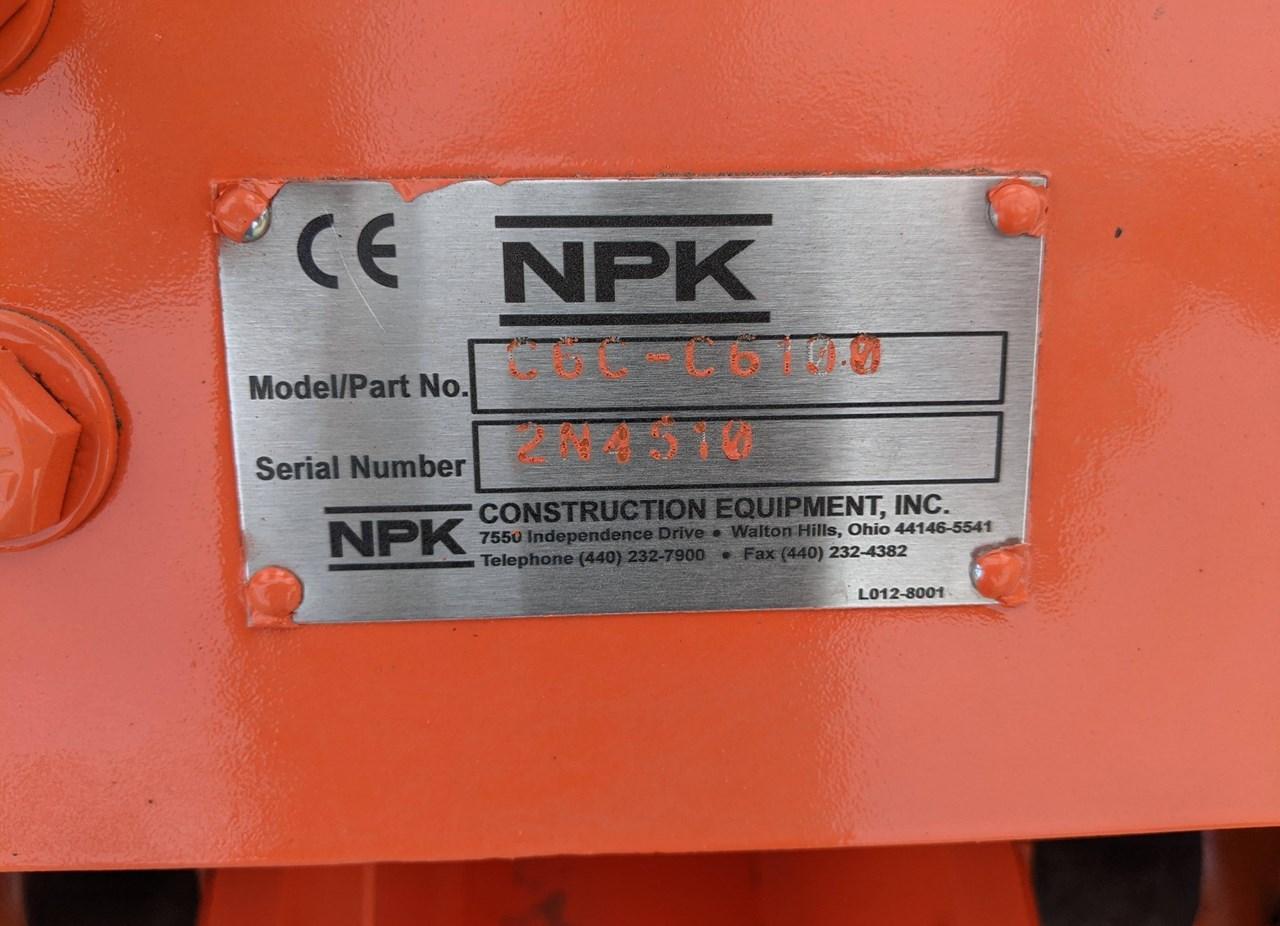 2021 NPK C-6C Image 6