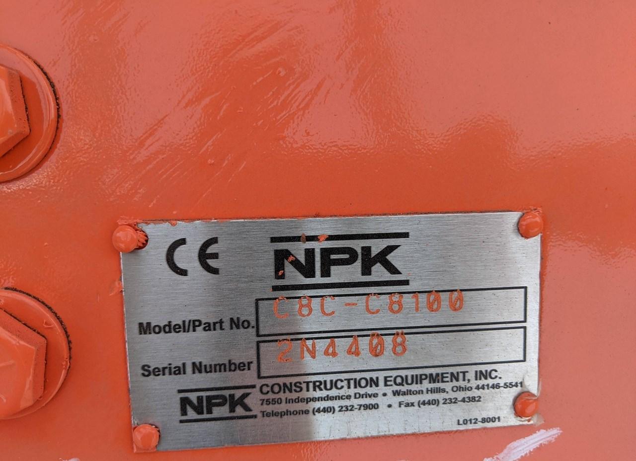 2021 NPK C-8C Image 6