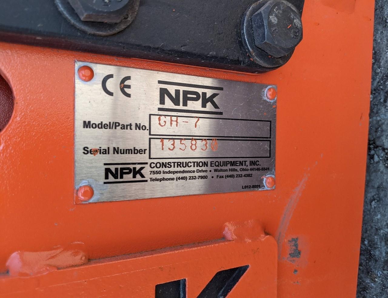 2021 NPK GH-7 Image 6