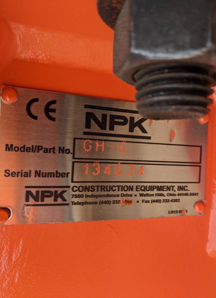 2021 NPK GH-6 Image 5