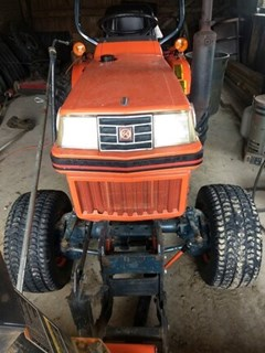 Tractor - Compact Utility For Sale 1991 Kubota B1550 , 17 HP