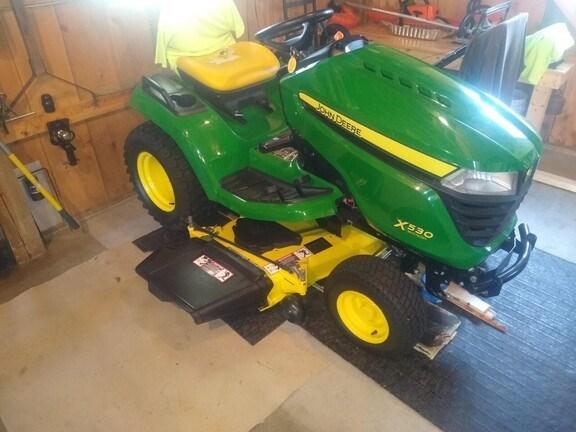 2015 John Deere X530 Lawn Mower For Sale