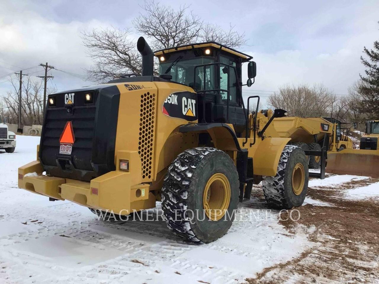 2014 Caterpillar 950K FC Image 11