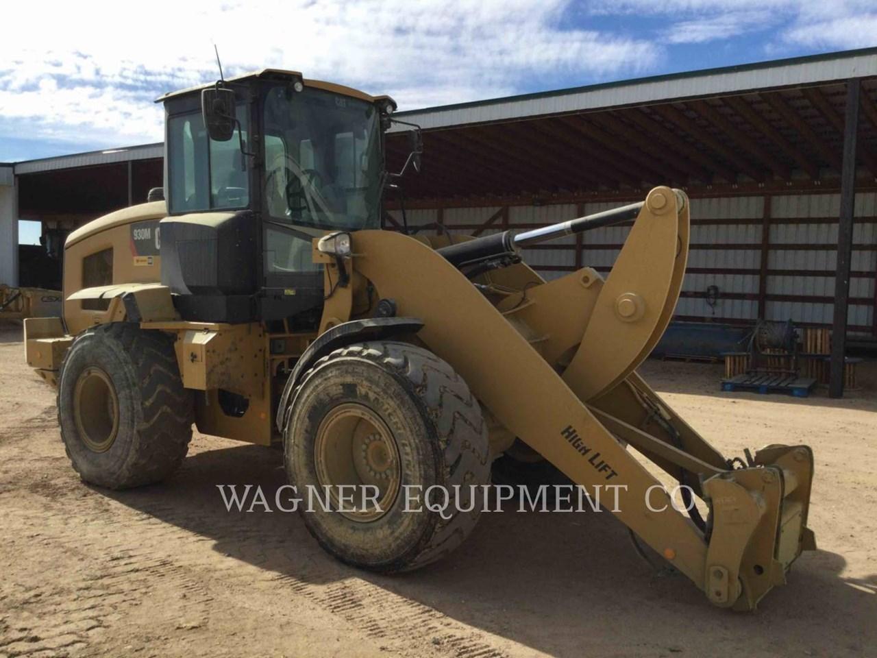 2016 Caterpillar 930M AG HL Image 2