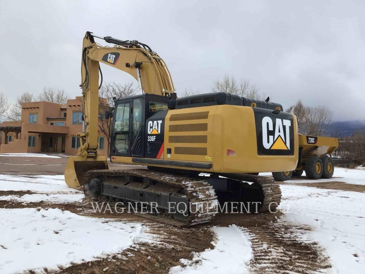 2018 Caterpillar 336FL TC Image 4