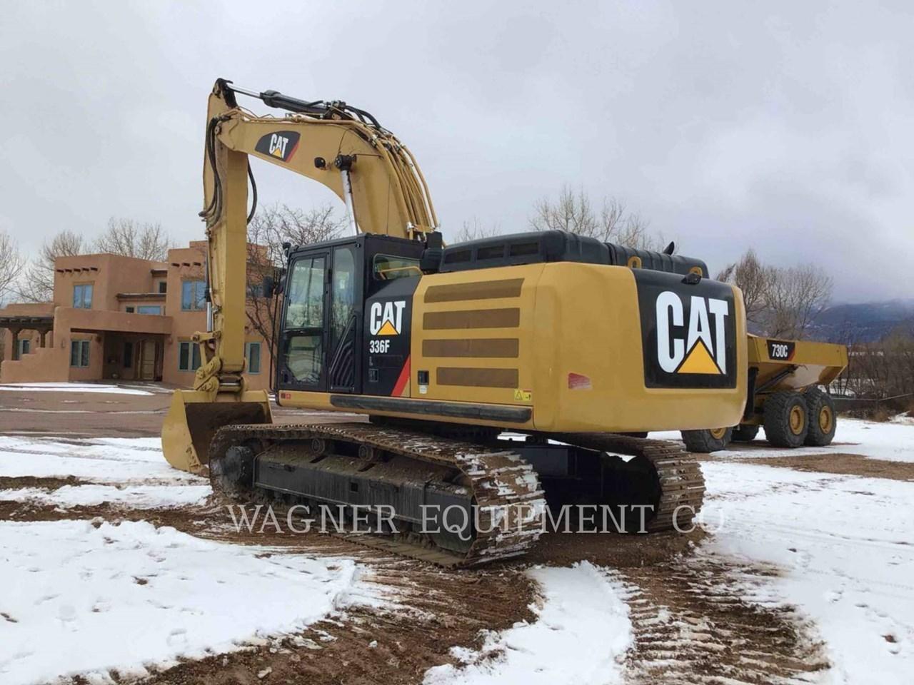 2018 Caterpillar 336FL TC Image 11