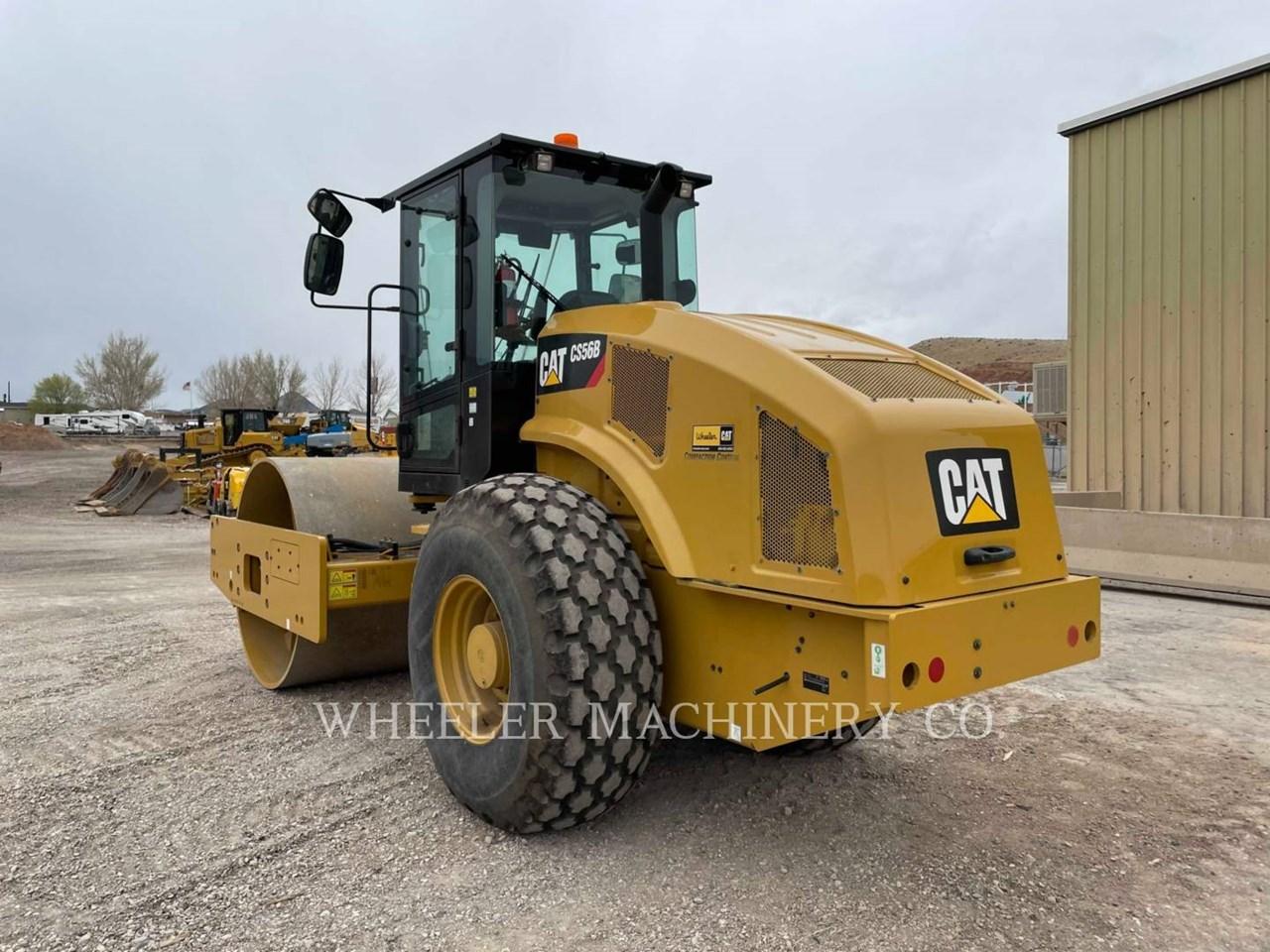 2021 Caterpillar CS56B Image 2