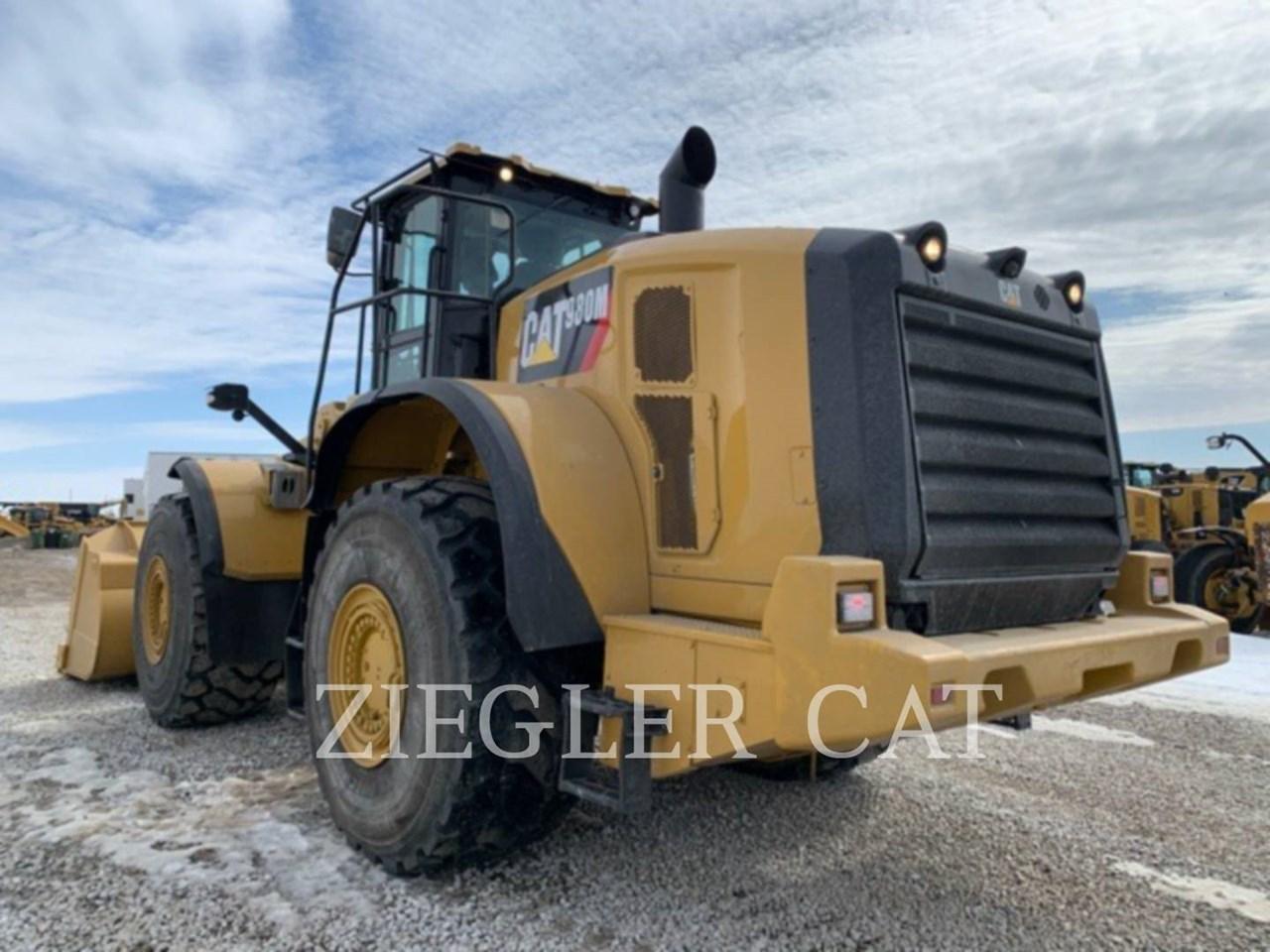 2018 Caterpillar 980M Image 3