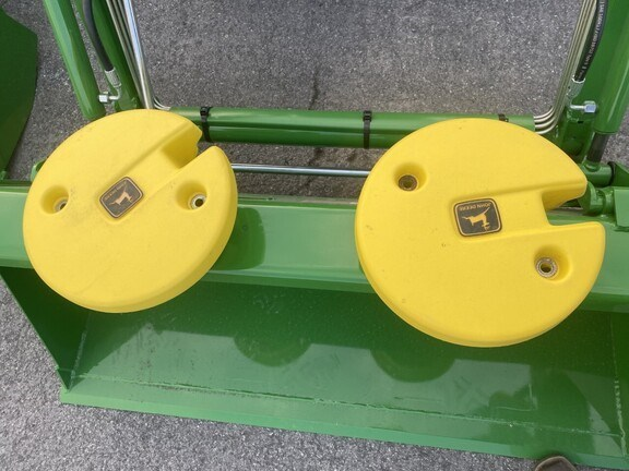 John Deere X500 Series Rear Wheel Weights Attachments For Sale