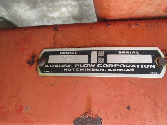 Krause 4120 Image 16