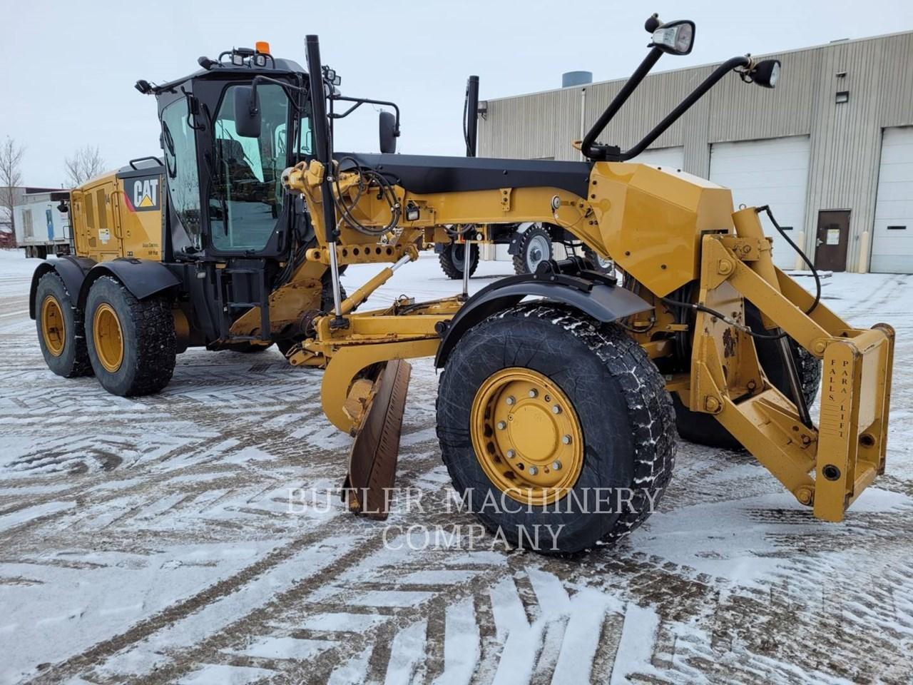 2014 Caterpillar 140M2 AWD Image 2