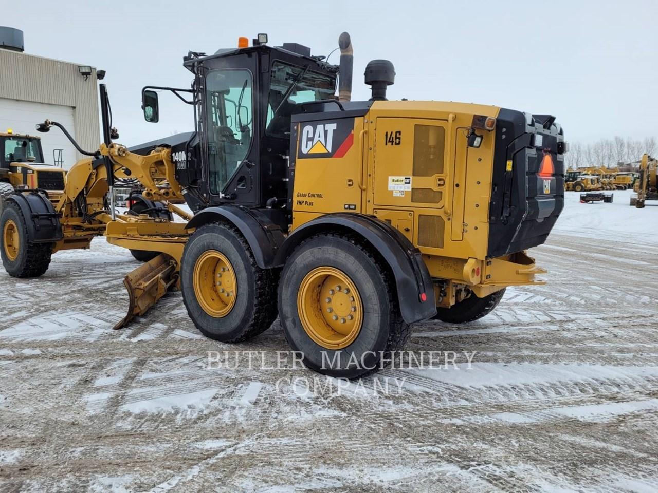 2014 Caterpillar 140M2 AWD Image 3