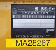 2014 Caterpillar 140M2 AWD Thumbnail 5