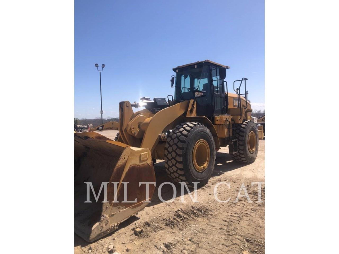 2018 Caterpillar 950GC Image 1