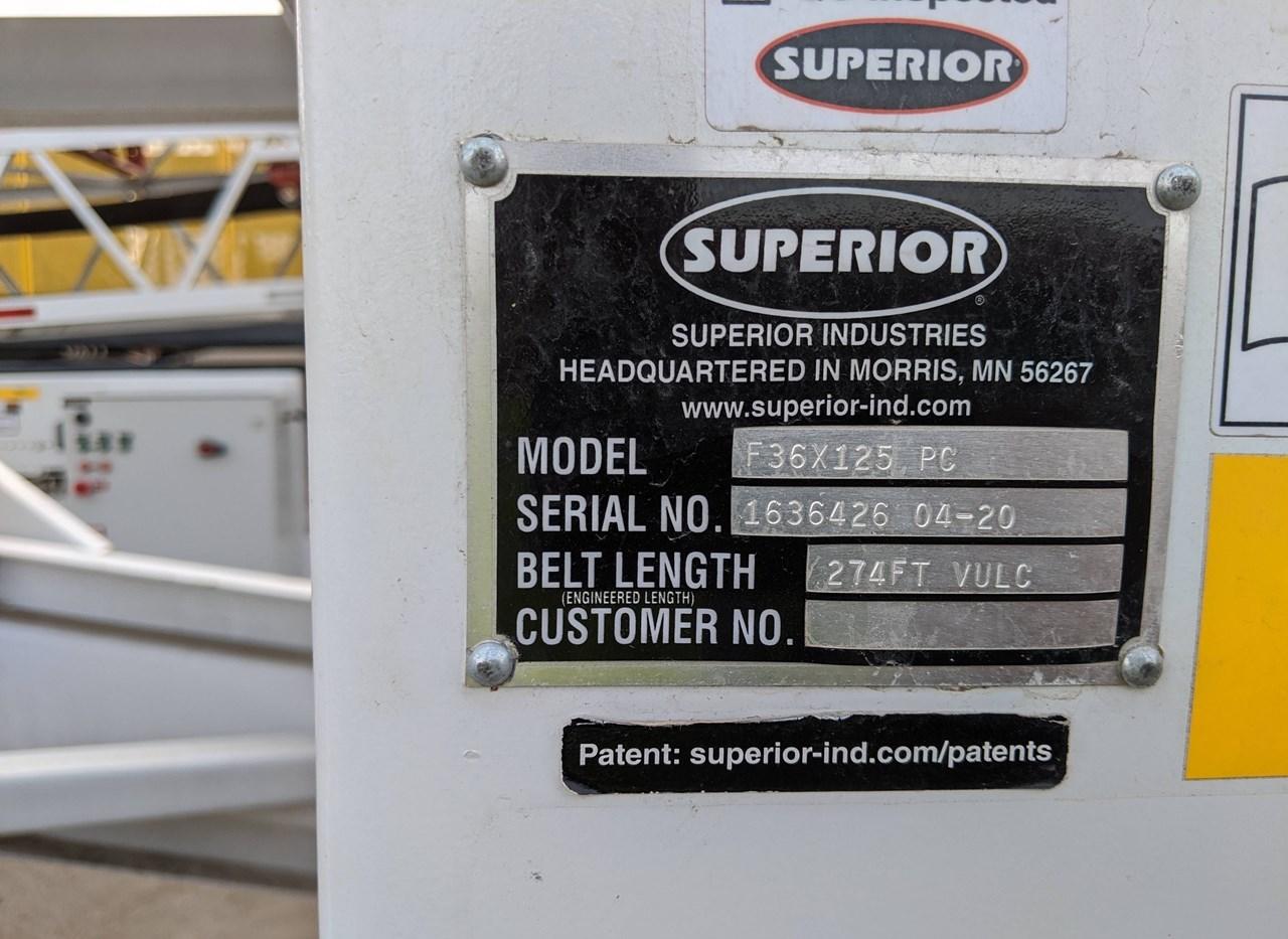 2020 Superior 36X125PC Image 8