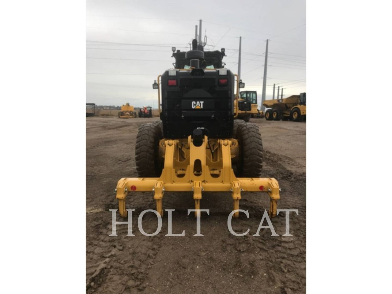 2019 Caterpillar 140M3 Image 4