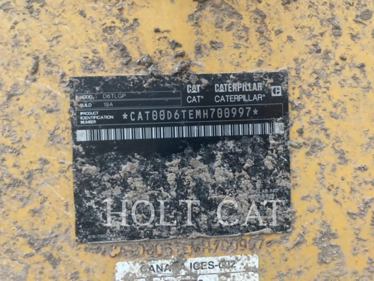 2019 Caterpillar D6T LGPVP Image 6