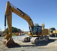 2019 Caterpillar 336 QC Thumbnail 1