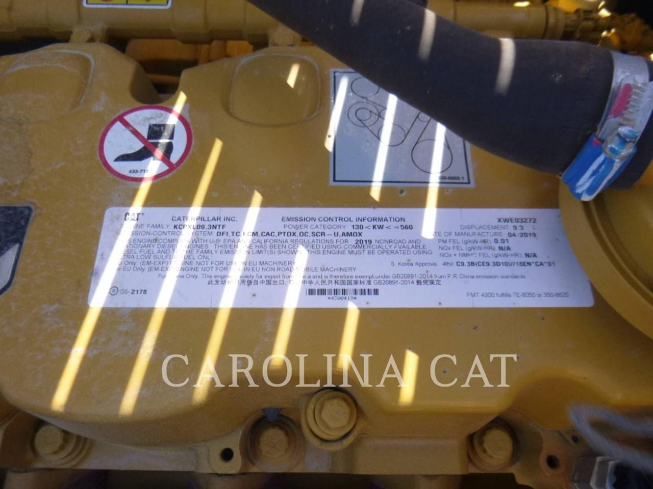 2019 Caterpillar 336 QC Image 8