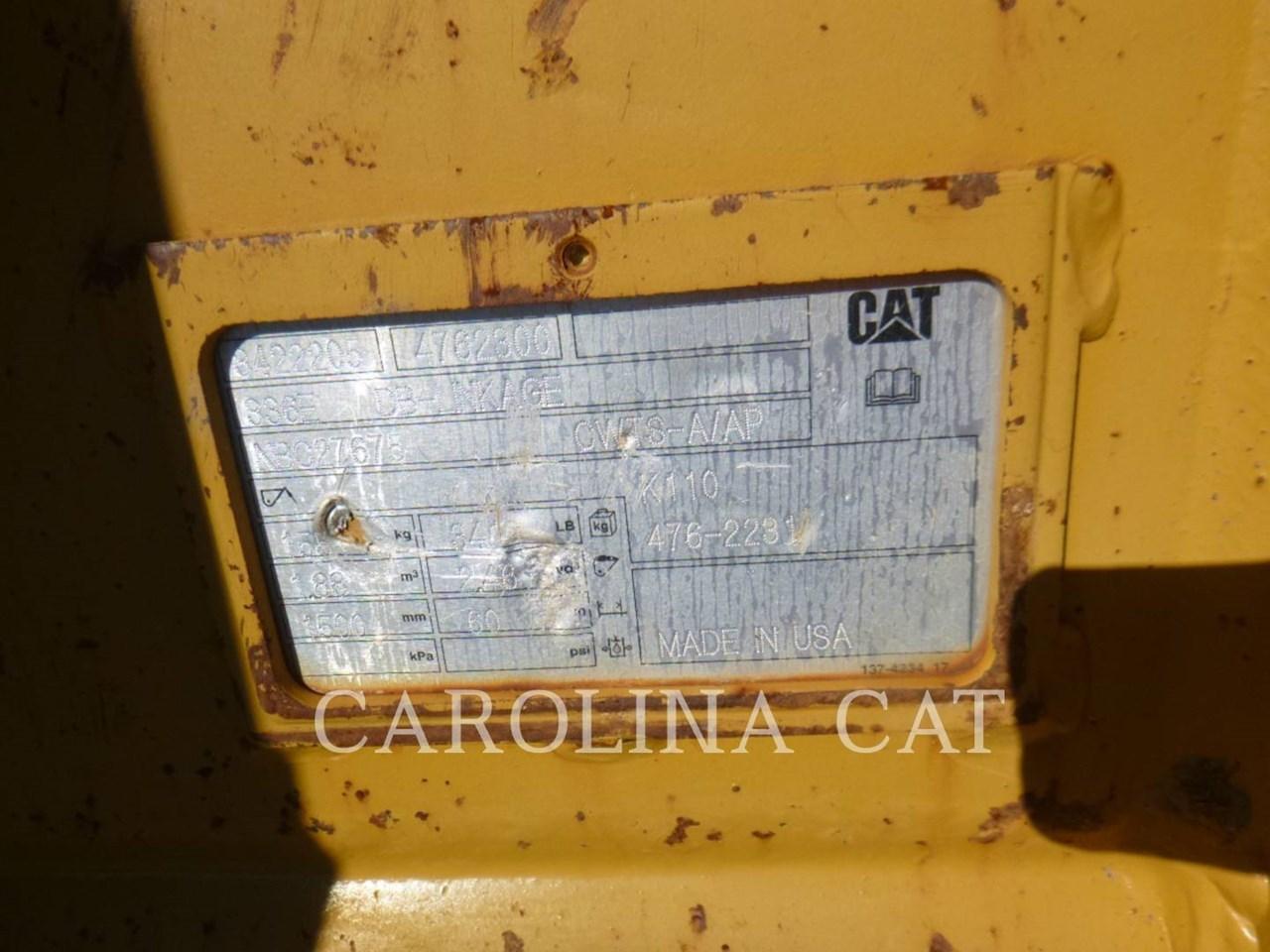 2019 Caterpillar 336 QC Image 13
