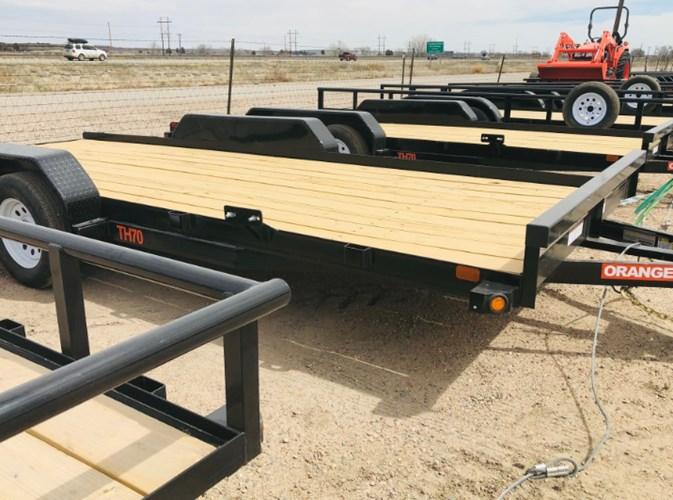 2021 Orange Line TH70-18 Utility Trailer For Sale
