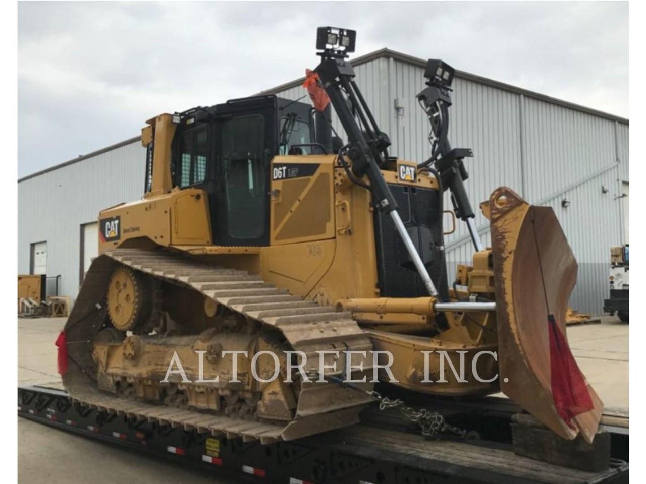 2018 Caterpillar D6T LGPPAT Image 2