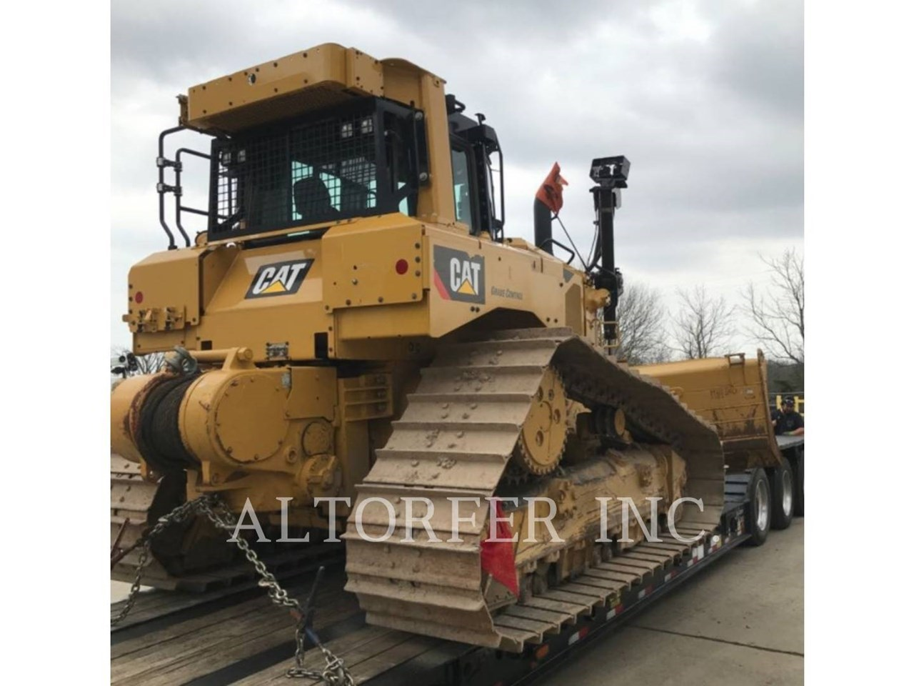 2018 Caterpillar D6T LGPPAT Image 3