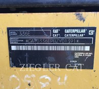 2012 Caterpillar 336ELH2 Thumbnail 8