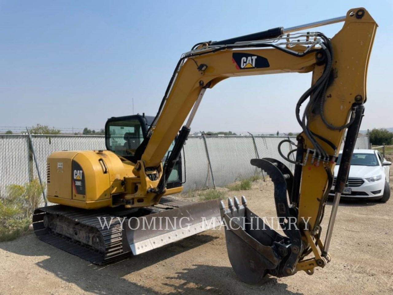 2015 Caterpillar 308E2CR SB Image 2