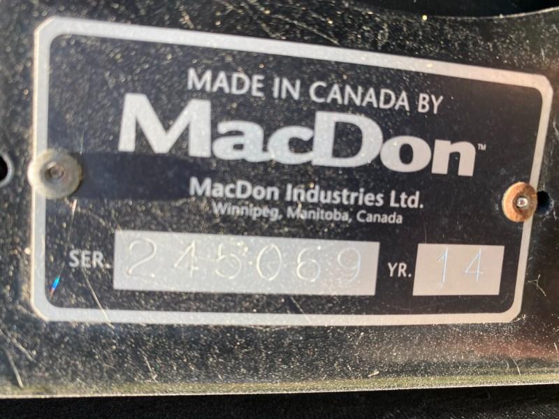 2014 MacDon FD75 Image 10