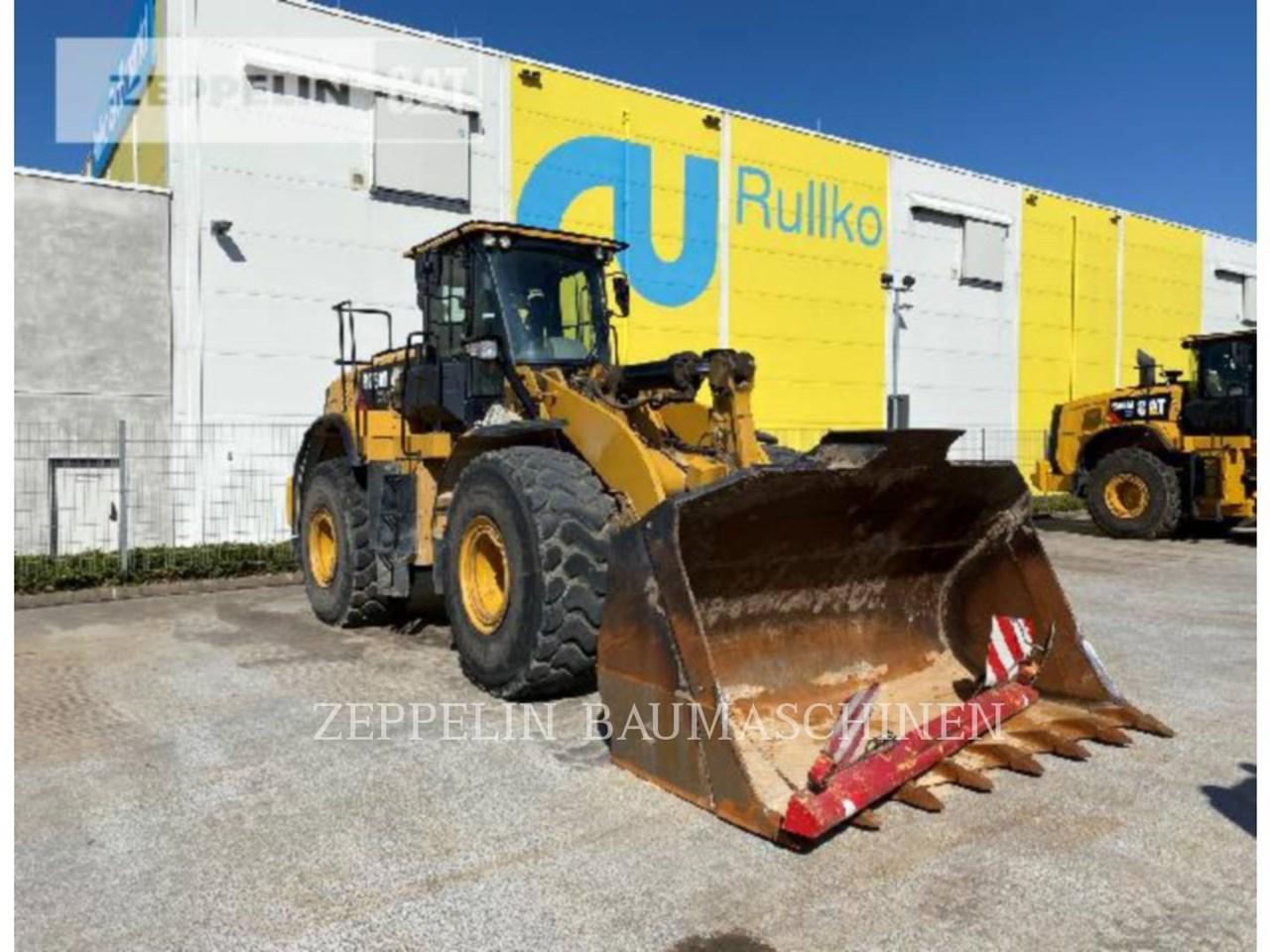 2015 Caterpillar 966MXE Image 4