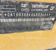 2021 Caterpillar 308 TH Thumbnail 2