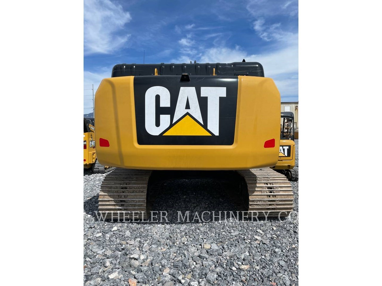 2019 Caterpillar 326F L CF Image 5