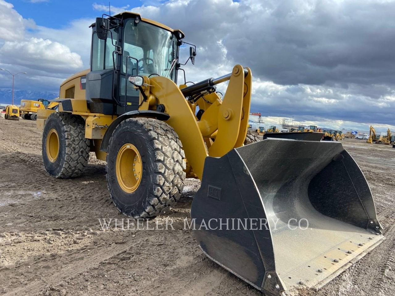 2020 Caterpillar 938M QC Image 5