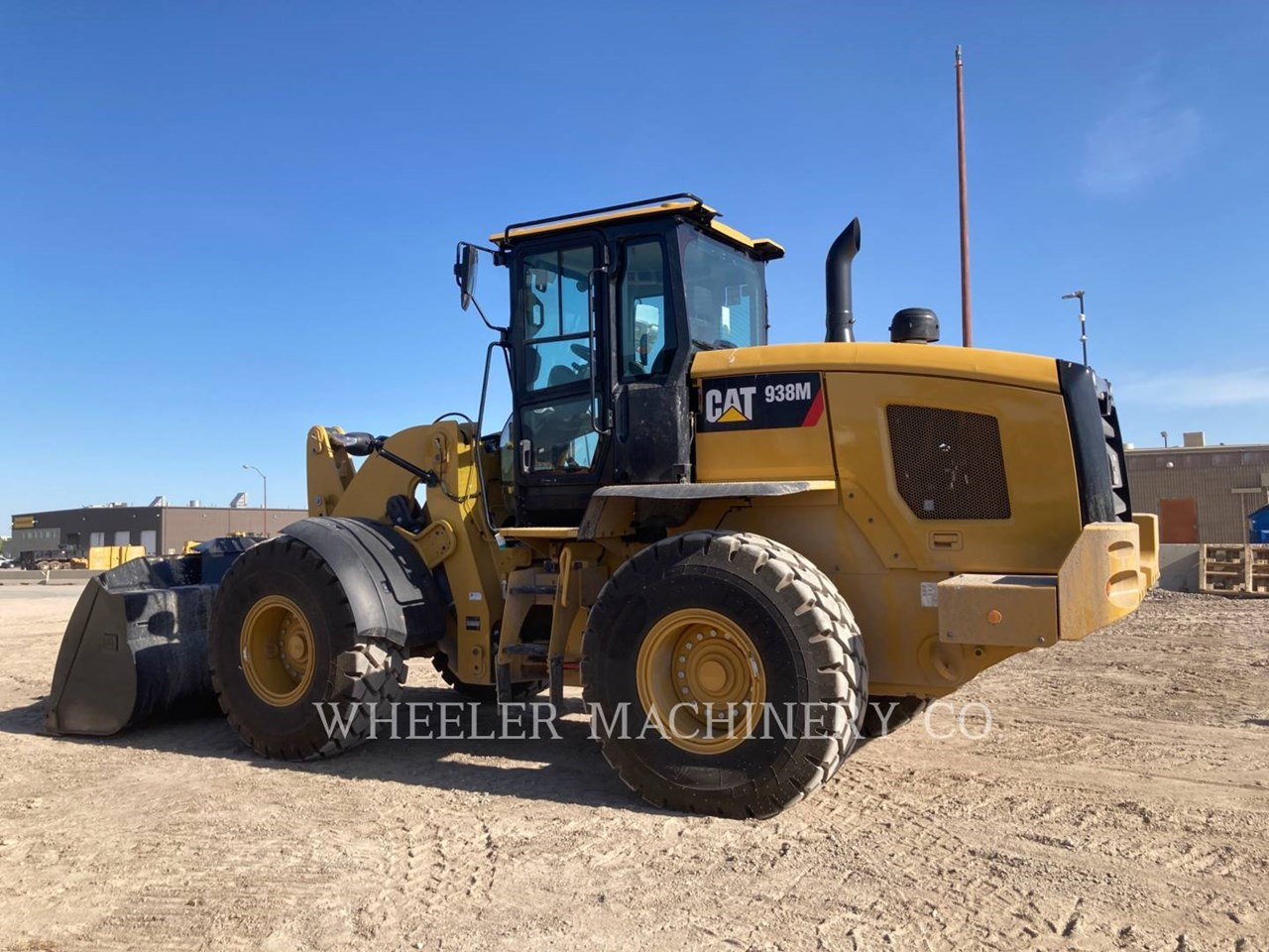 2020 Caterpillar 938M QC 3V Image 3