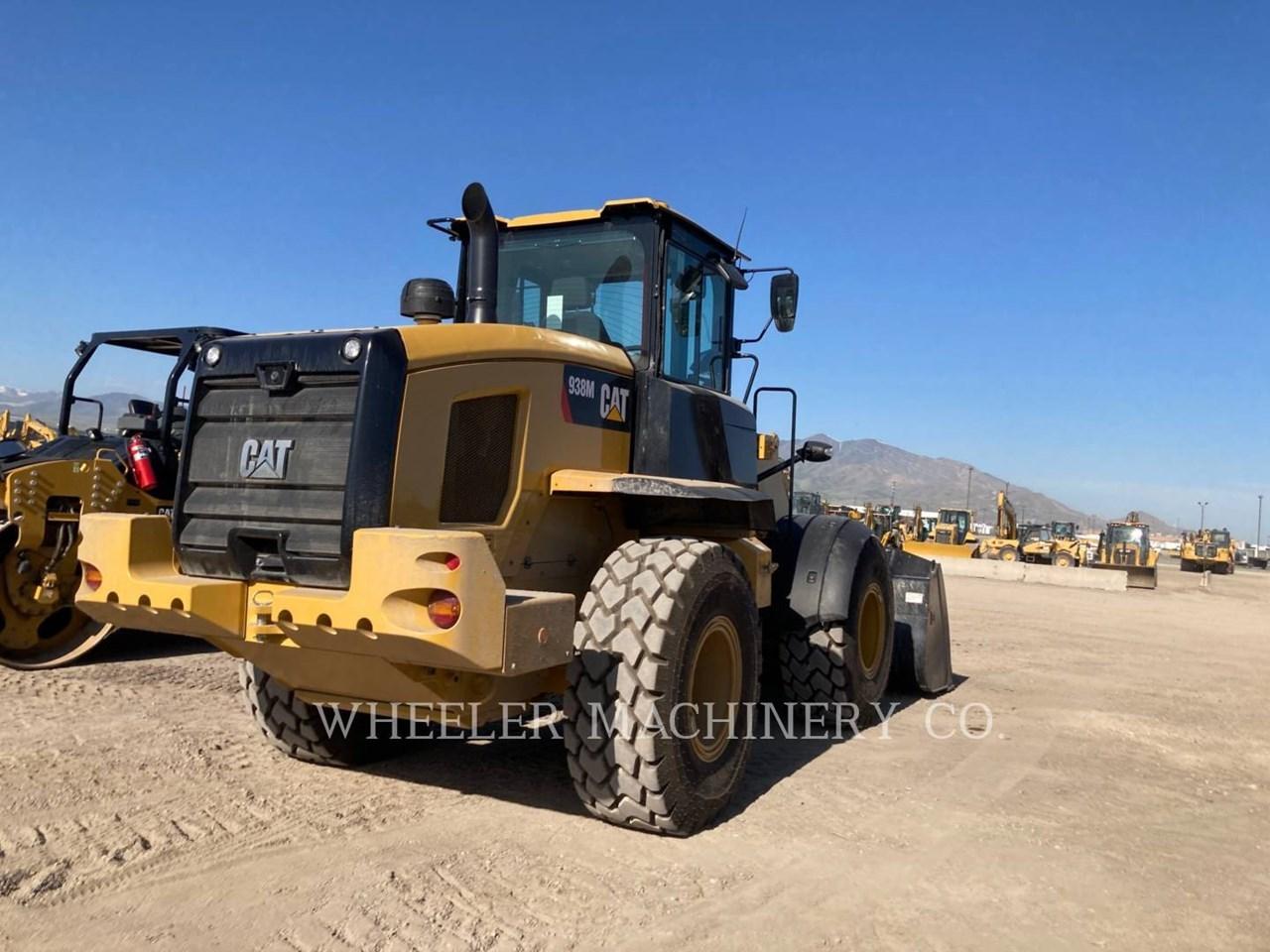 2020 Caterpillar 938M QC 3V Image 6