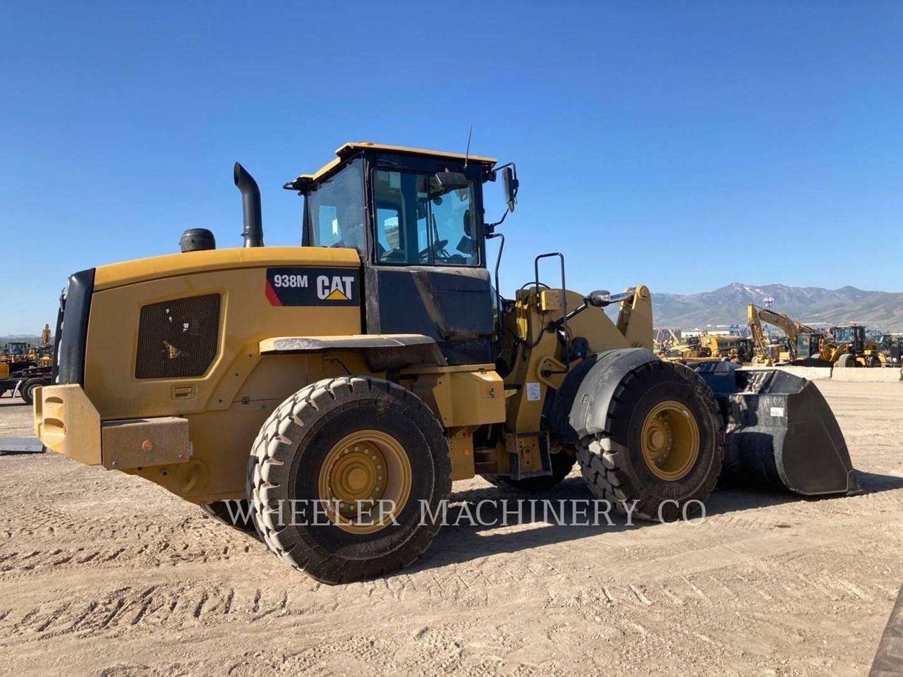 2020 Caterpillar 938M QC 3V Image 7