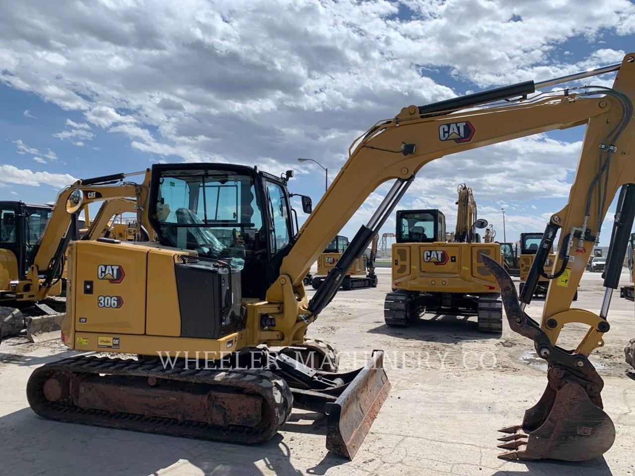 2021 Caterpillar 306 C3 TH Image 3