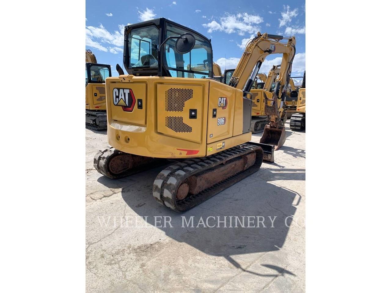 2021 Caterpillar 306 C3 TH Image 4