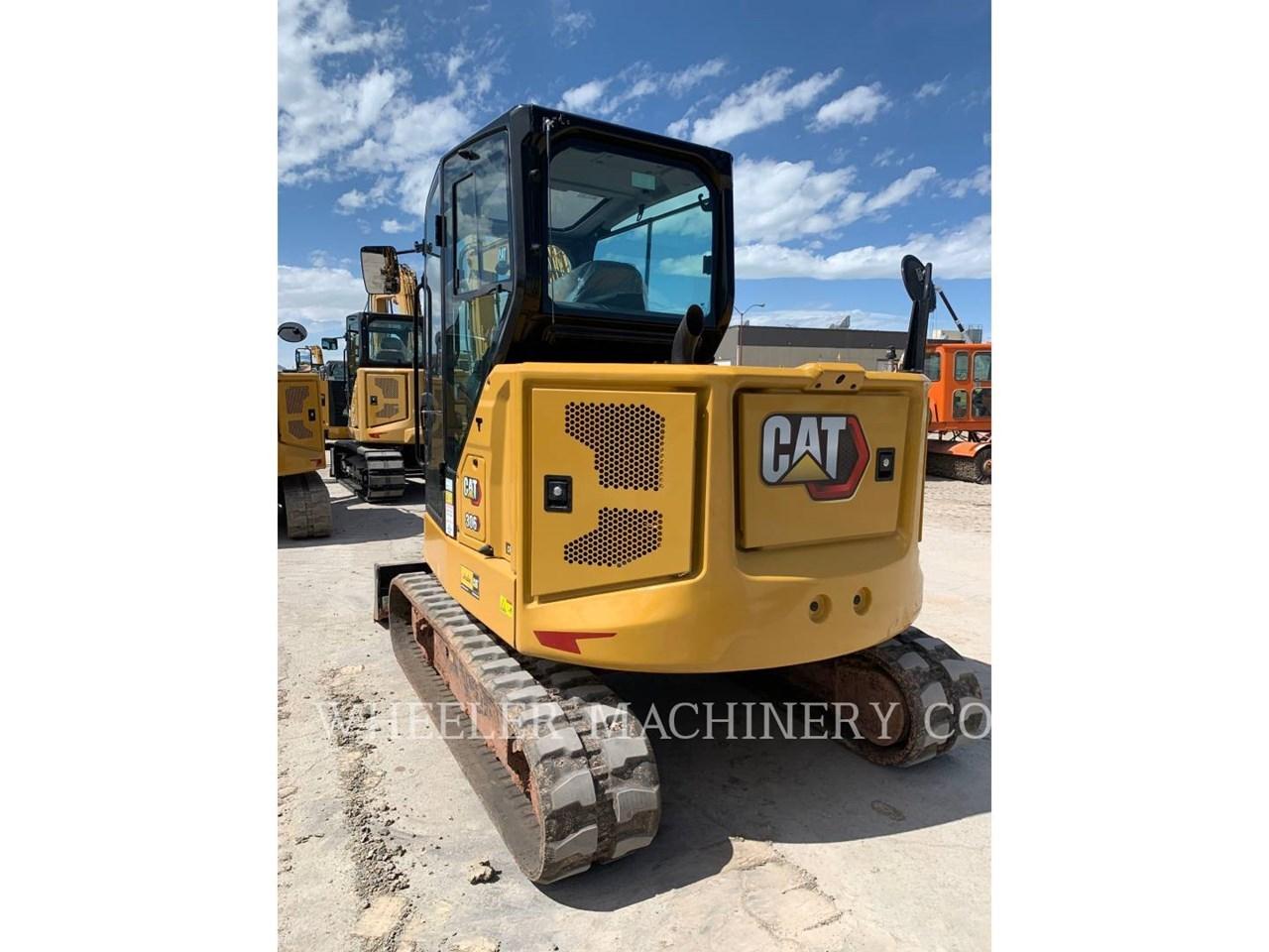 2021 Caterpillar 306 C3 TH Image 6
