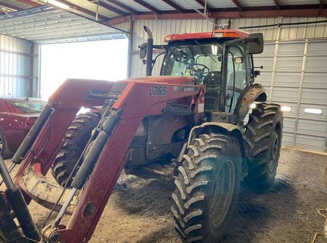 2013 Case IH Puma 130 Tractor For Sale