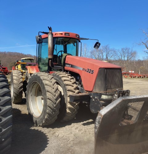 2002 Case STX325 Tractor For Sale
