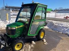 Lawn Mower For Sale 2017 John Deere X758 , 24 HP