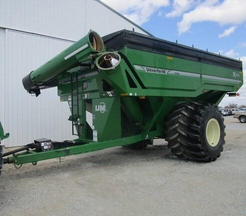 2013 Unverferth 1115 Grain Cart For Sale
