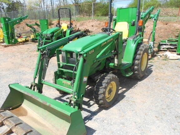 2003 John Deere 4310 Tractor - Compact Utility For Sale