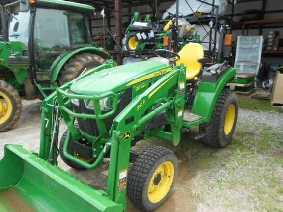 2018 John Deere 2038R Tractor - Compact Utility For Sale