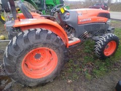 Tractor - Compact Utility For Sale 2011 Kubota L4240 , 42 HP